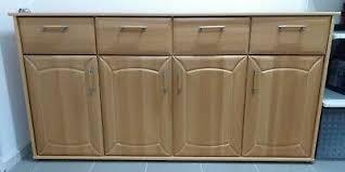 möbelset buche 2teilig sideboard kommode wohnzimmer