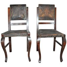 Nailhead Trim Chairs - 70 For Sale On 1stdibs