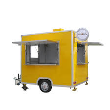 100 Snack Truck Unique Structured Mobile Food Trailerdrink Selling Cartsnack
