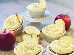 apfel haferflocken cupcakes ruf lebensmittel