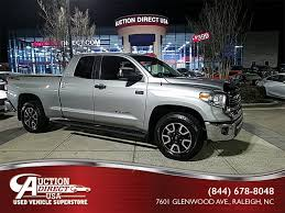 100 Craigslist Eastern Nc Cars And Trucks Toyota Tundra For Sale In Raleigh NC 27601 Autotrader