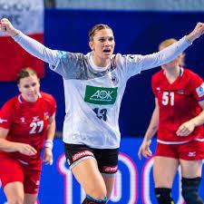 HandballEM Der Frauen Deutschland Besiegt Tschechien Und Steht In