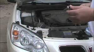 headlight replacement g6 how to replace a headl bulb on 2009