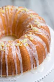 Super Lemon Bundt Cake The softest lemon packed cake on the face of