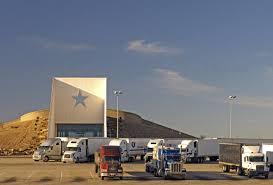 Science Source - Lonestar Truck Rest Stop, I-40 Texas