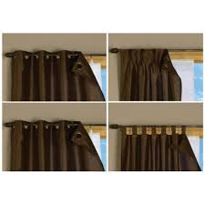 Light Blocking Curtain Liner by Thermal Curtains Blackout Curtains Altmeyer U0027s Bedbathhome