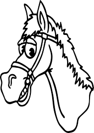 Getscom Realistic Arabian Horse Head Coloring Page S Printable For Adults 13 Pages