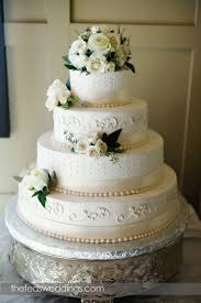 Classic Wedding Cakes