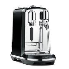 Nespresso Creatista Plus Coffee Machine Silver By Sage