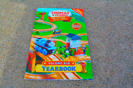 Thomas And Friends Tidmouth Sheds Australia by New 2014 Thomas Wooden Railway Yearbook Fisher Price Toy Train