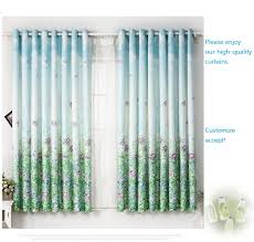 Curtains For Young Adults by Aliexpress Com Buy New Sunflowers Pattern Curtains High Grade