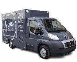 100 Pizza Catering Truck Ducato Food Van Neros Geneva Switzerland