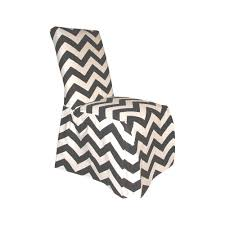 Black/White Chevron Dining Chair Slipcover | Products ... Linen Ding Chairs Linens And Rentals For Weddings Events Parties Lnique Blue Armchair Gray Ikat Rocking Chair Cushion Indian Style Cover Stunning Traditional Ding Room Covers Cushions Black Enchanting Red Velvet Cool Pool Fniture Delightful Teal Slipcovers Desks Surprising Blue Kitchen Navy Splendid Sure Fit Stretch Plush Chevron 2 Piece Classic Cabana Stripe Long Set Of Grey And White Striped Accent Living Rooms Eaging Green Light