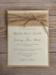 Photo 2 Of 4 Extraordinary Diy Rustic Wedding Invitations To Create Your Own Lovely Invitation Design 198201611 Wonderful