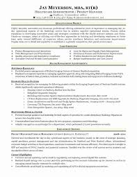 Healthcare Resume Examples Elegant Resumes Templates For Word Inspirational Template Of