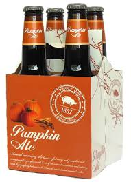Lakefront Brewery Pumpkin Lager by 11 Pumpkin Ales To Give Thanks For This Thanksgiving