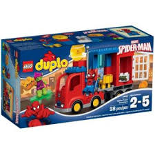 Cek Harga LEGO Duplo 10608 Spiderman Spider Truck Blocks & Stacking ... Amazoncom Lego Creator Transport Truck 5765 Toys Games Duplo Town Tracked Excavator 10812 Walmartcom Lego Recycling 4206 Ebay Filelego Technic Crane Truckjpg Wikipedia Ata Milestone Trucks Moc Flatbed Tow Building Itructions Youtube 2in1 Mack Hicsumption Garbage Truck Classic Legocom Us 42070 6x6 All Terrain Rc Toy Motor Kit 2 In Buy Forklift 42079 Incl Shipping Legoreg City Police Trouble 60137 Target Australia City Great Vehicles Monster 60180 Walmart Canada