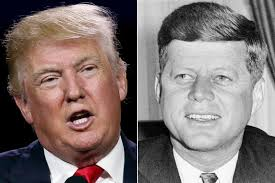 Clinton Cabinet Member Donna Crossword by Trump Vs Jfk How Similar Is Gop Nominee To Kennedy Sfgate