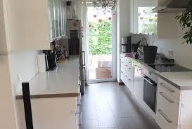 vorher nachher bild ordnung in küche und esszimmer