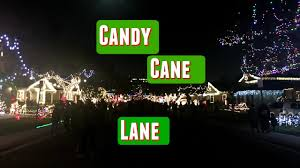 Christmas Tree Lane Altadena 2017 by Candy Cane Lane El Segundo 2016 Youtube