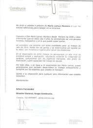 Carta Recomendacion Paragon Offshore PDF Document