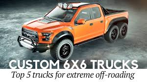 100 Custom Pickup Trucks Top 5 Mad 66 And S For Extreme Offroading