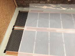 pose plancher chauffant installation chauffage au sol