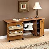 Sewing Cabinet Woodworking Plans by A Woodworking Plan And Instructions To Build A Sewing Center