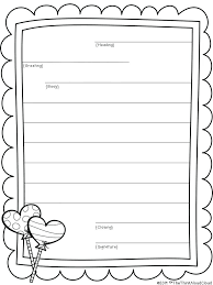 19 Best Letter Template Paper