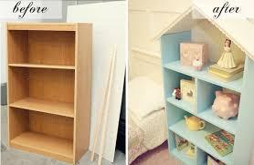 DIY Bookshelf For Girls Room