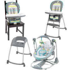 Ebay High Chair Booster Seat by My Little Seat Travel High Chair Booster Striped Baby Sling 5