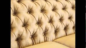 Tufted Velvet Sofa Set by Modern Tufted Velvet Sofa Sperrazza Youtube