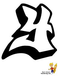 100 Grafitti Y Big Boss Graffiti Alphabet Free Learning LettersGraffiti Coloring