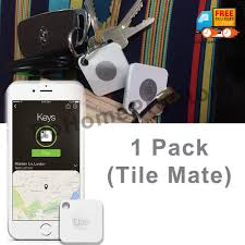 tile mate key finder bluetooth phone tracker find anything ring