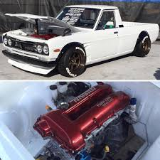 100 Datsun Truck Truck Tuesday You All Know We Had To Mention Dnicle