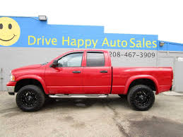 100 2003 Dodge Truck Ram Pickup 3500 SLT Drive Happy Auto Sales