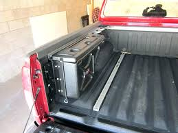 Swing Out Wheel Well Tool Box Undercover Case Truck Toolbox Tundra ...