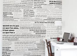 tapisserie bureau papier peint proverbes noir et blanc medium bureau horizontale jpg