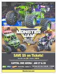 Monster Jam ® Triple Threat Series In Washington, DC Jan 27-28 ... Titan Monster Trucks Wiki Fandom Powered By Wikia Hot Wheels Assorted Jam Walmart Canada Trucks Return To Allentowns Ppl Center The Morning Call Preview Grossmont Amazoncom Jester Truck Toys Games Image 21jamtrucksworldfinals2016pitpartymonsters Beta Revamped Crd Beamng Mega Monster Truck Tour Roars Into Singapore On Aug 19 Hooked Hookedmonstertruckcom Official Website Tickets Giveaway At Stowed Stuff
