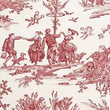 the work of jean baptiste huet came to be known as toiles de jouy