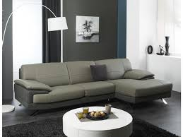 canapé d angle personnalisable en cuir italien emotion