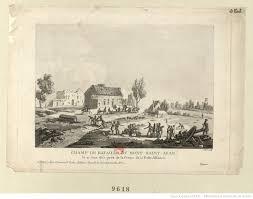 mont jean 21 ch de bataille du mont jean le 21 juin 1815 près de la