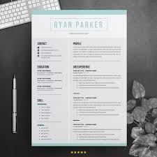 Ryan Parker Professional Resume Template Free Simple Professional Resume Cv Design Template For Modern Word Editable Job 2019 20 College Students Interns Fresh Graduates Professionals Clean R17 Sophia Keys For Pages Minimalist Design Matching Cover Letter References Writing Create Professional Attractive Resume Or Cv By Application 1920 13 Page And Creative Fully Ms
