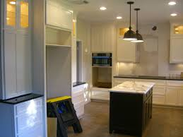 captivating details big cabinet facing small kitchen ceiling light