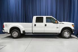 Used 2016 Ford F-350 XLT Dually 4x4 Diesel Truck For Sale - 45654