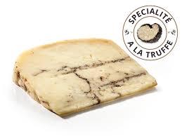 le moliterno à la truffe fromage italien aux éclats de truffe d été