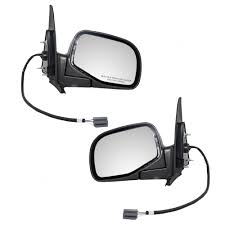 Ford Ranger Mazda Pickup Truck Set Of Side View Power Mirrors ... Universal Car Truck 300mm Practical Wide Convex Mirror For Anti Reflection Of Semitruck In Side View Mirror Stock Photo Dissolve A Smashed Or Van Side Isolated On White Background 5 Elbow 75 X 105 Silver Stainless Steel Flat Ksource 3671 Euro Style Jegs Taiwan Hypersonic Hpn804 Blind Spot Rear View Above All Salvage New Drivers Manual Lh Chrome Velvac 5mcz87183885 Grainger United Pacific Industries Commercial Truck Division Unique Bargains Left Adjustable Shaped The Yellow Door Store