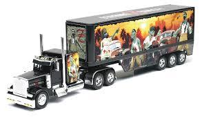 100 Toy Peterbilt Trucks Amazoncom NewRay S CA 132 379 Homiezombies Truck