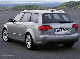 AUDI A4 Avant specs 2004 2005 2006 2007 autoevolution