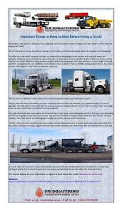 100 Cheap One Way Truck Rentals Important Things To Keep In Mind Before Hiring A Truck R5
